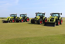 CLAAS on course...